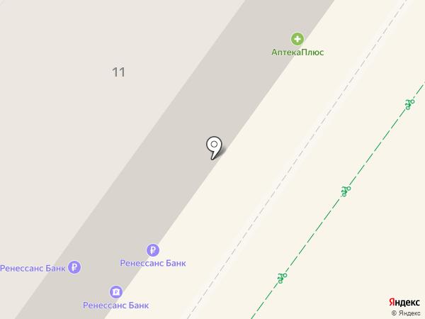 Века Про на карте Уфы