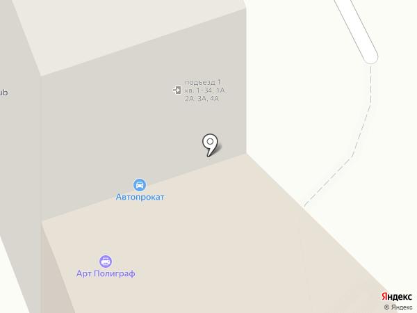 TBS на карте Уфы
