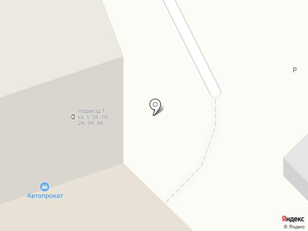 ИНДУСТРИЯ на карте Уфы