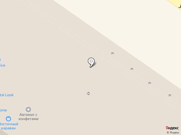 Fitness Hall на карте Уфы