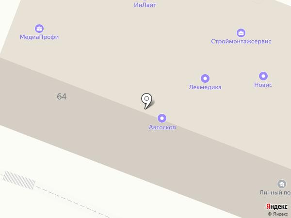 Доча Маркет Уфа на карте Уфы