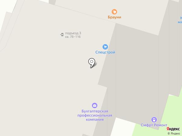 Адвокат Тураев Ю.Е. на карте Уфы