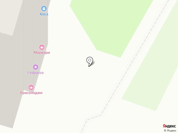 Krasology на карте Уфы
