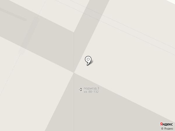 Аравинда на карте Уфы