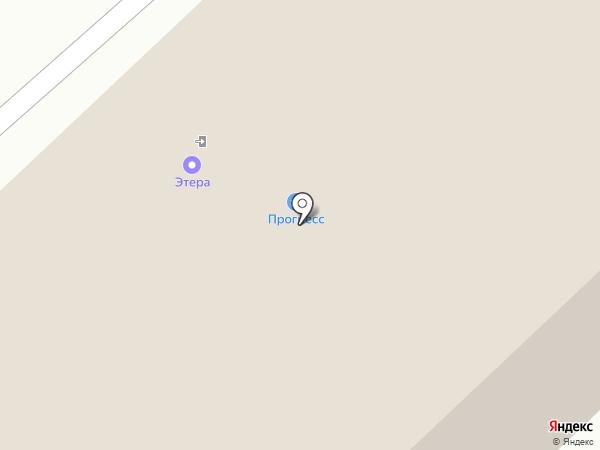 ФинСиб, ЗАО на карте Уфы