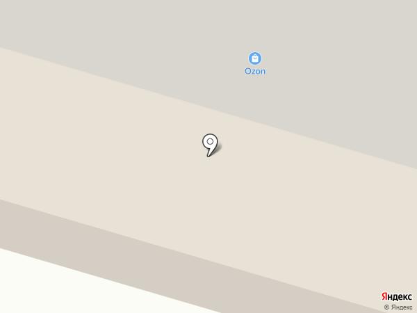 Толпар на карте Уфы