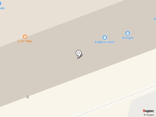 ГрандЧемодан на карте Уфы