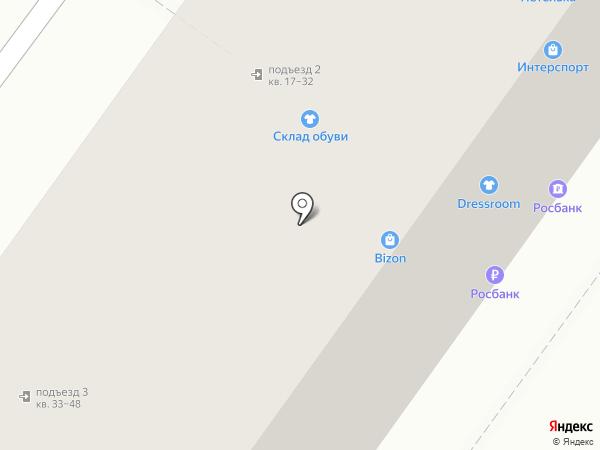 Шустрый пекарь на карте Уфы