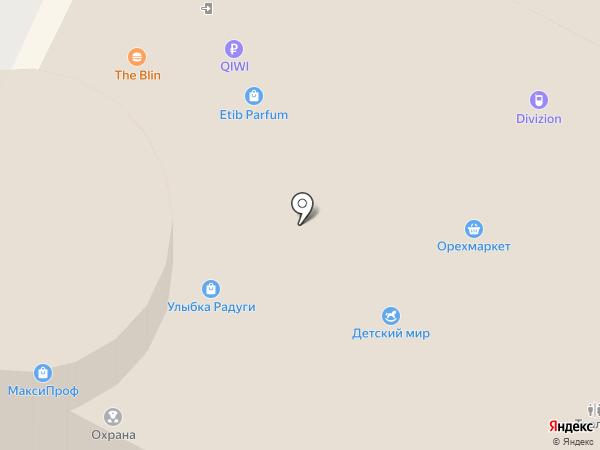 УралНефтеХимПоставка на карте Уфы