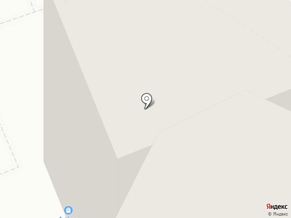 ЭКТ-сети на карте Уфы