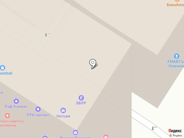Bonovi на карте Уфы