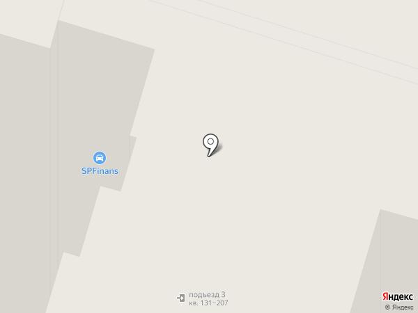 Центр групповых занятий на карте Уфы
