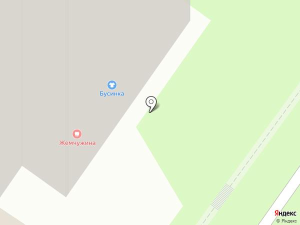 Веста на карте Уфы