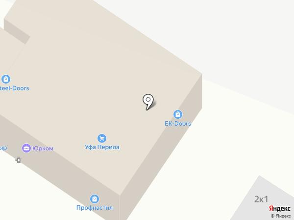 ЭлектроМастер на карте Уфы