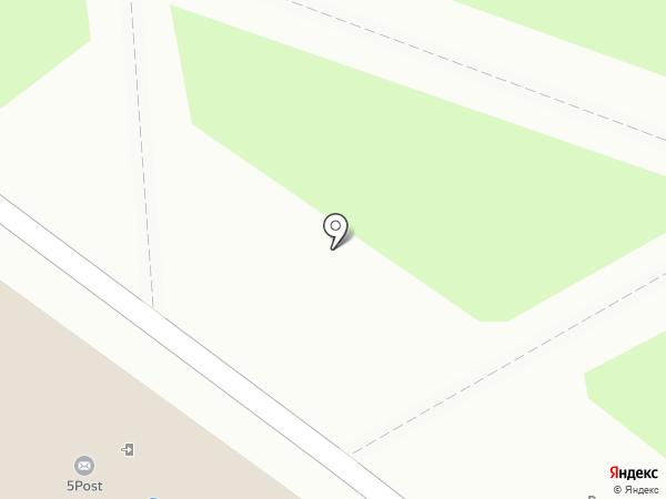 Управление №7 на карте Уфы