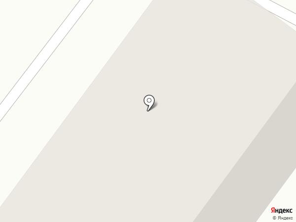 Центр общественной безопасности, МКУ на карте Уфы