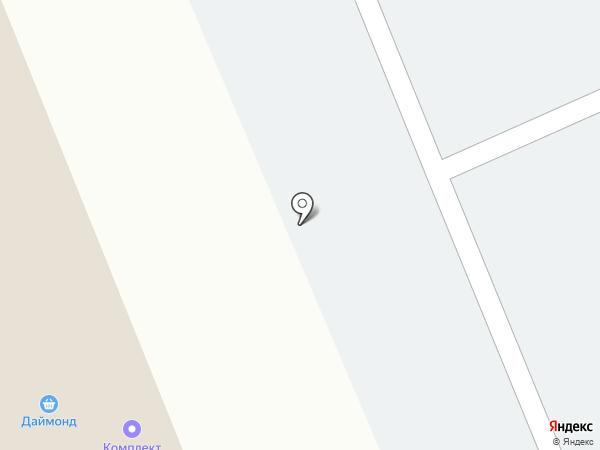 Абажур на карте Уфы