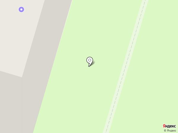 Исида на карте Уфы