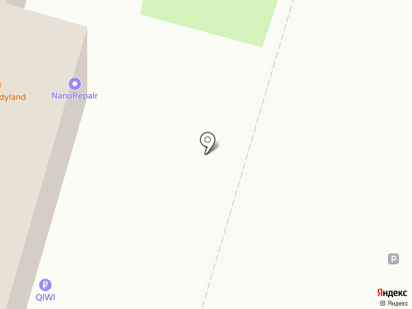 ВИРЛИГИГ на карте Уфы