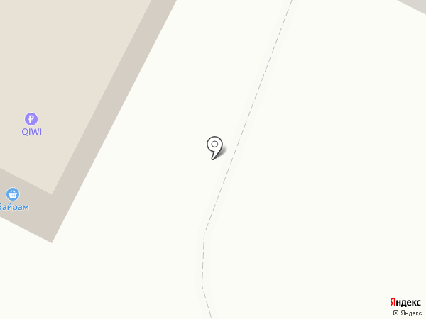 Qiwi на карте Алексеевки