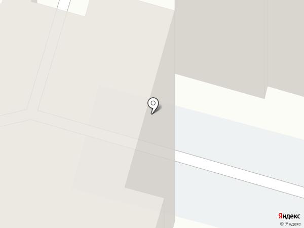 Башмастер на карте Уфы