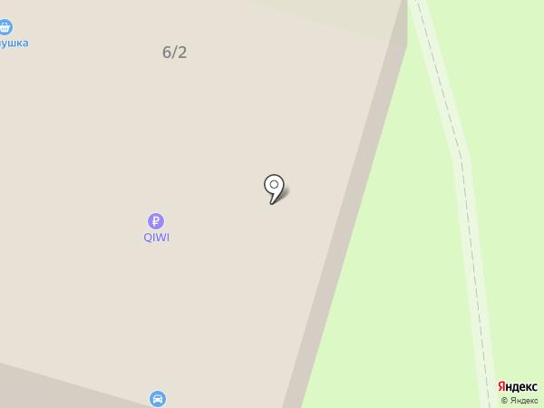 PixPrint на карте Уфы