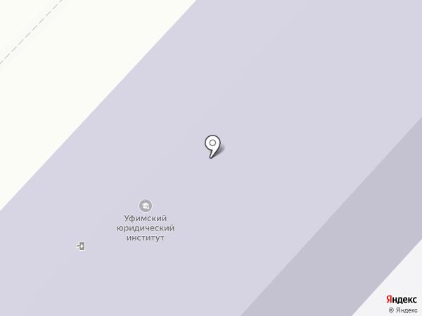 ВАШ ЮРИСТ на карте Уфы