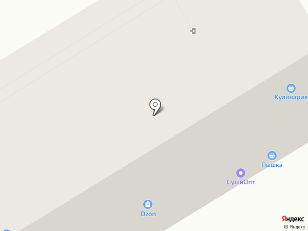 SunRose на карте Уфы