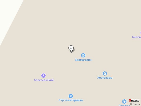 Леди на карте Алексеевки