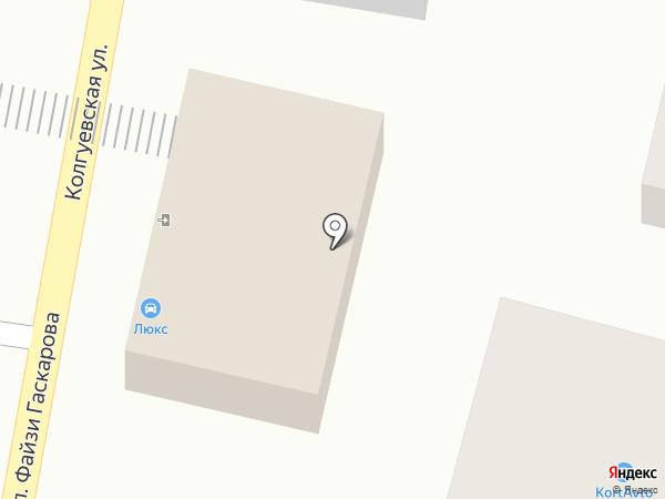 ILISH на карте Уфы