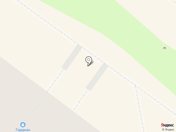 Жанет на карте Уфы