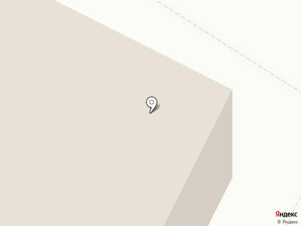 Алексеевский на карте Алексеевки