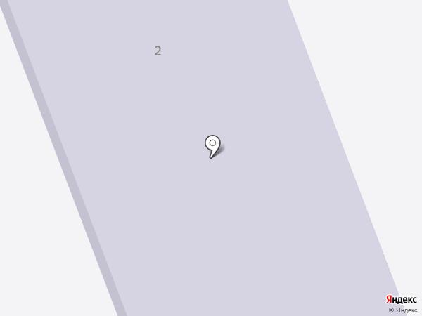 Средняя общеобразовательная школа №4 на карте Ишимбая