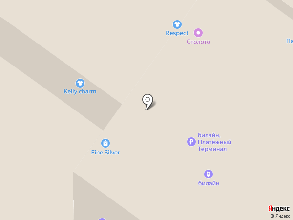 AppleZone на карте Уфы