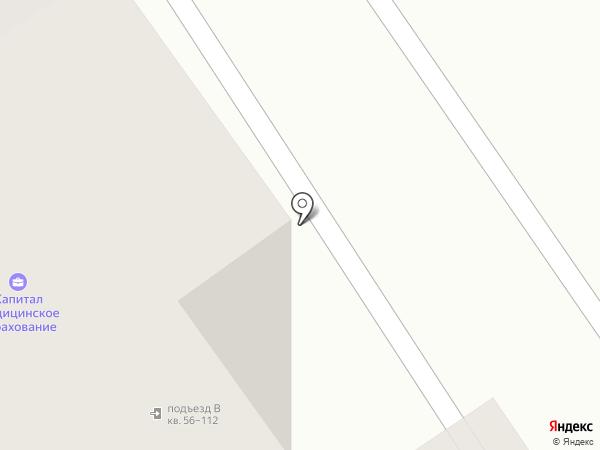 Волкодав на карте Уфы