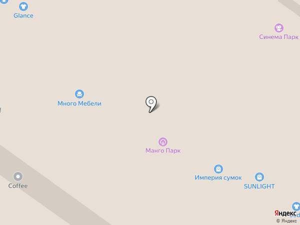 Аурум-сервис на карте Уфы