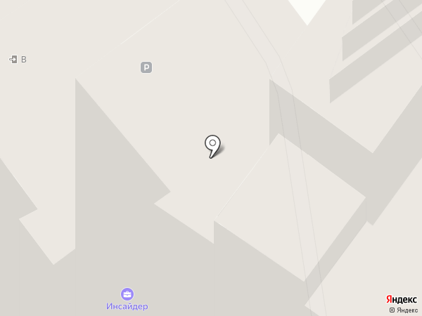 Модерн на карте Уфы