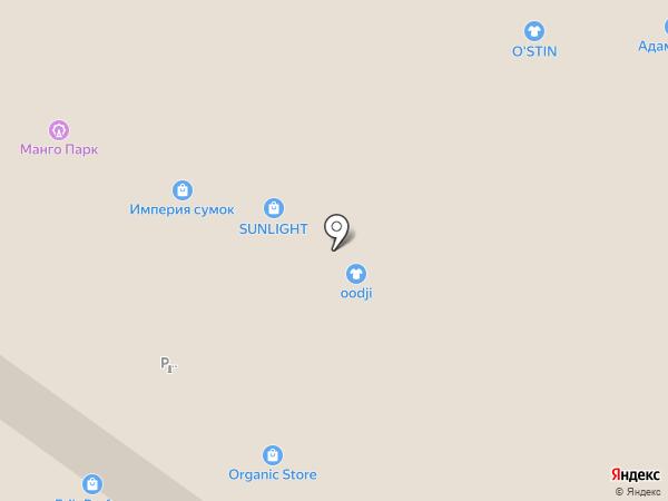 WASSER на карте Уфы