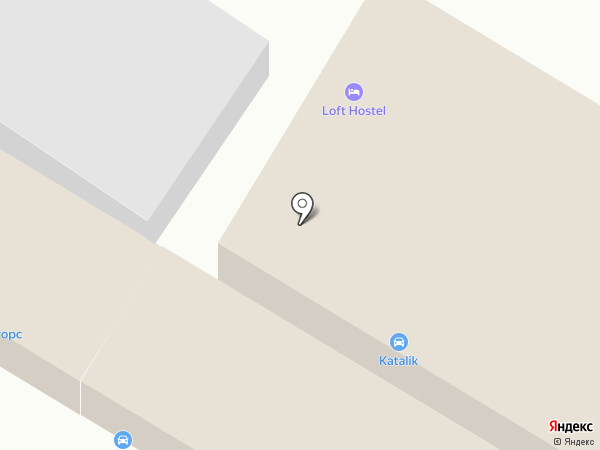 АвтоДело на карте Уфы