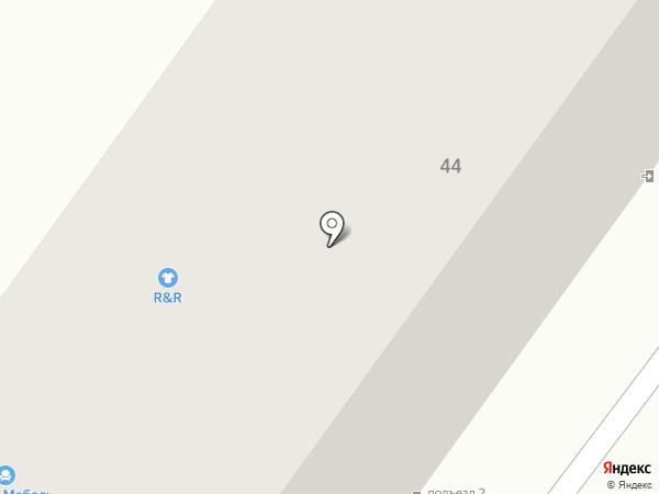 Знак качества на карте Уфы