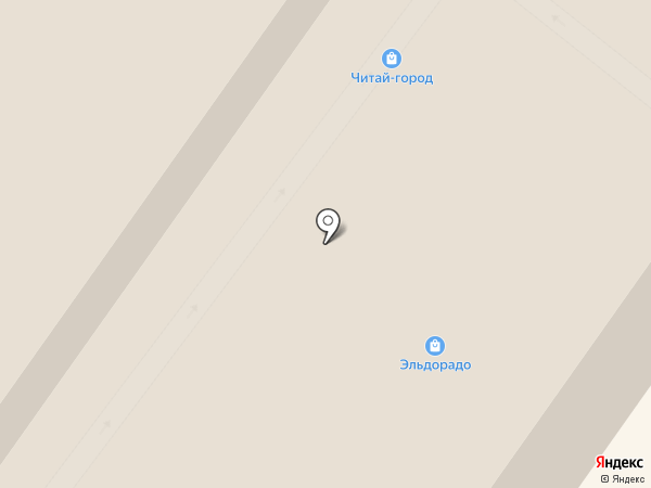 Муравейник на карте Уфы