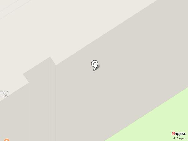 Диомид на карте Перми