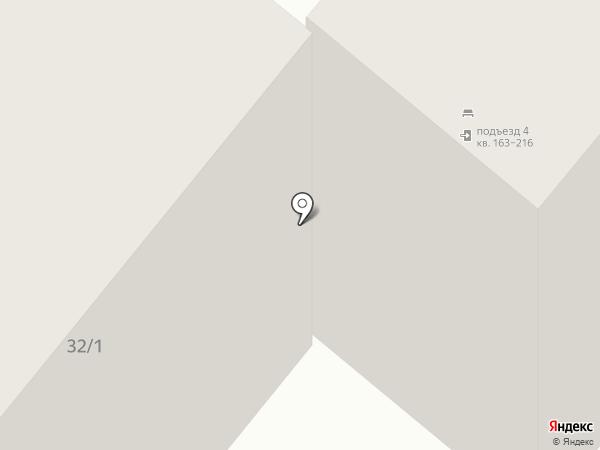 Сияние на карте Уфы
