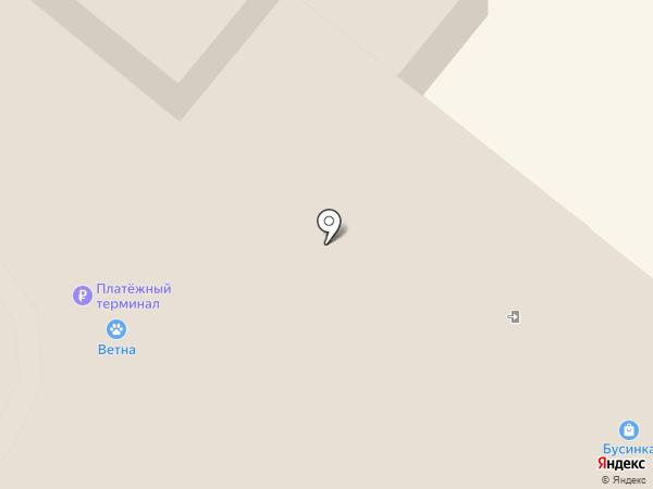 КанцПарк на карте Уфы