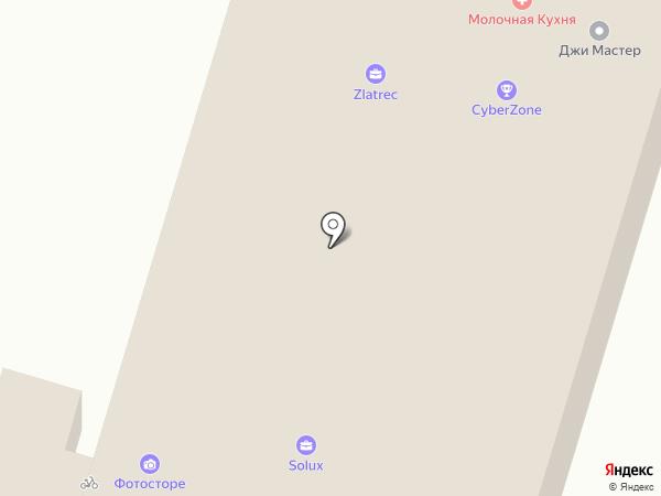 ReD Dragon на карте Уфы