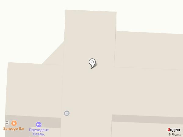 Leto на карте Уфы
