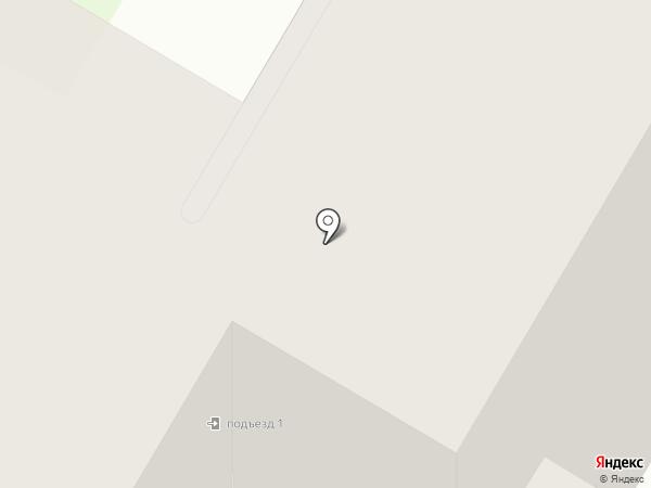 ТоргМагСтрой на карте Уфы