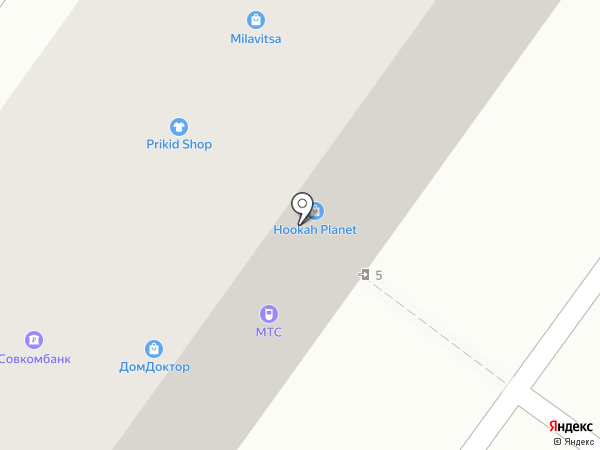 Касса №1 на карте Уфы