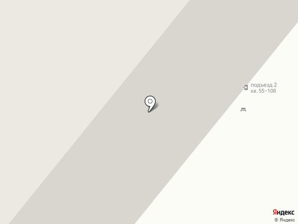 Уфа-Окошко на карте Уфы
