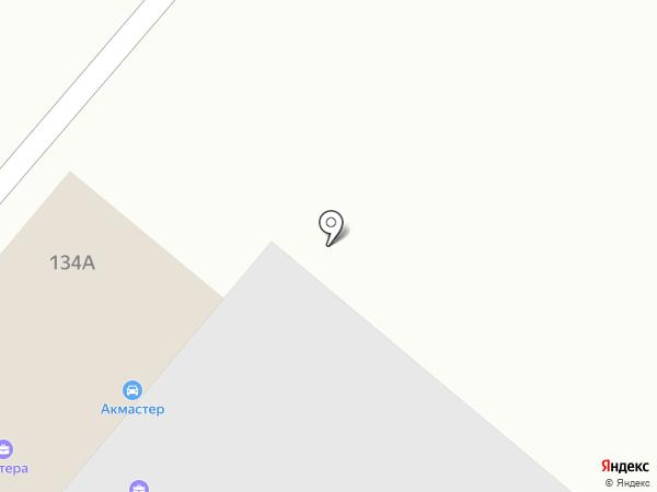 Служба 50 на карте Уфы